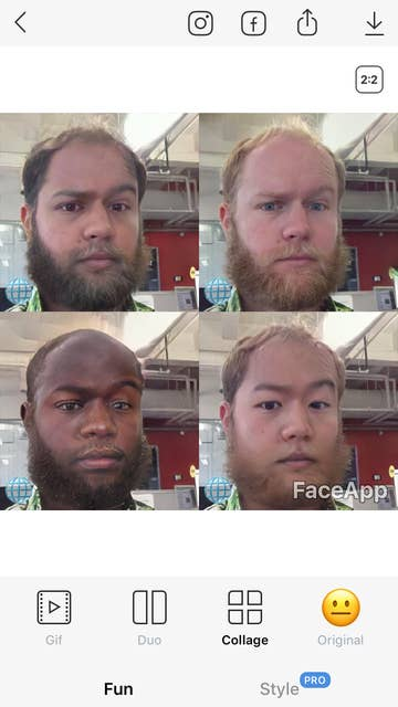 FaceApp Introduced Blackface And Yellowface Selfie Filters