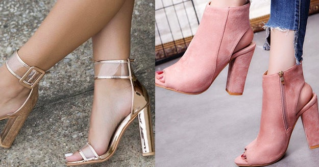 27 Cheap Heels You Need In Your Closet Right Now