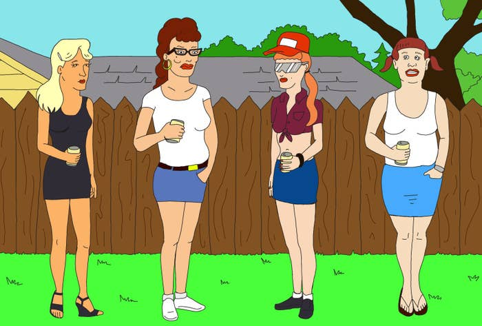 20 gender swapped cartoons that will give you life