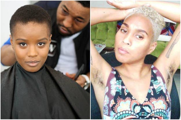 This Is What The Same Woman Looks Like With Five Different Short Haircuts