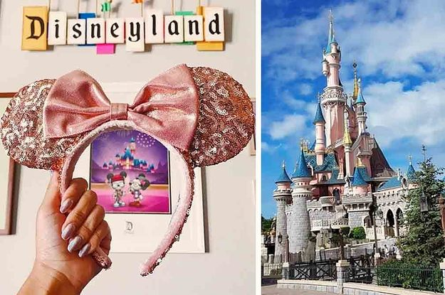 disney parks now have rose gold ears which are perfect for instagram. Black Bedroom Furniture Sets. Home Design Ideas