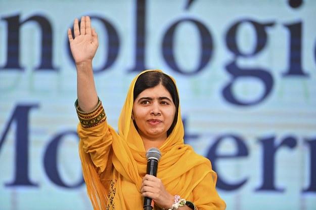 Las Frases Más Poderosas Del Discurso De Malala En México