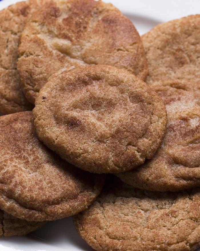 Makes 24 cookies