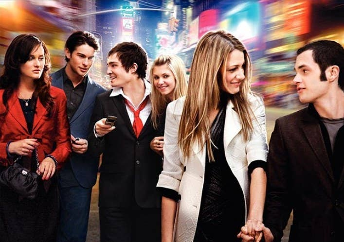 gossip girl season 2 episode 18 cast