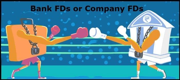 Bank FD or Company FD
