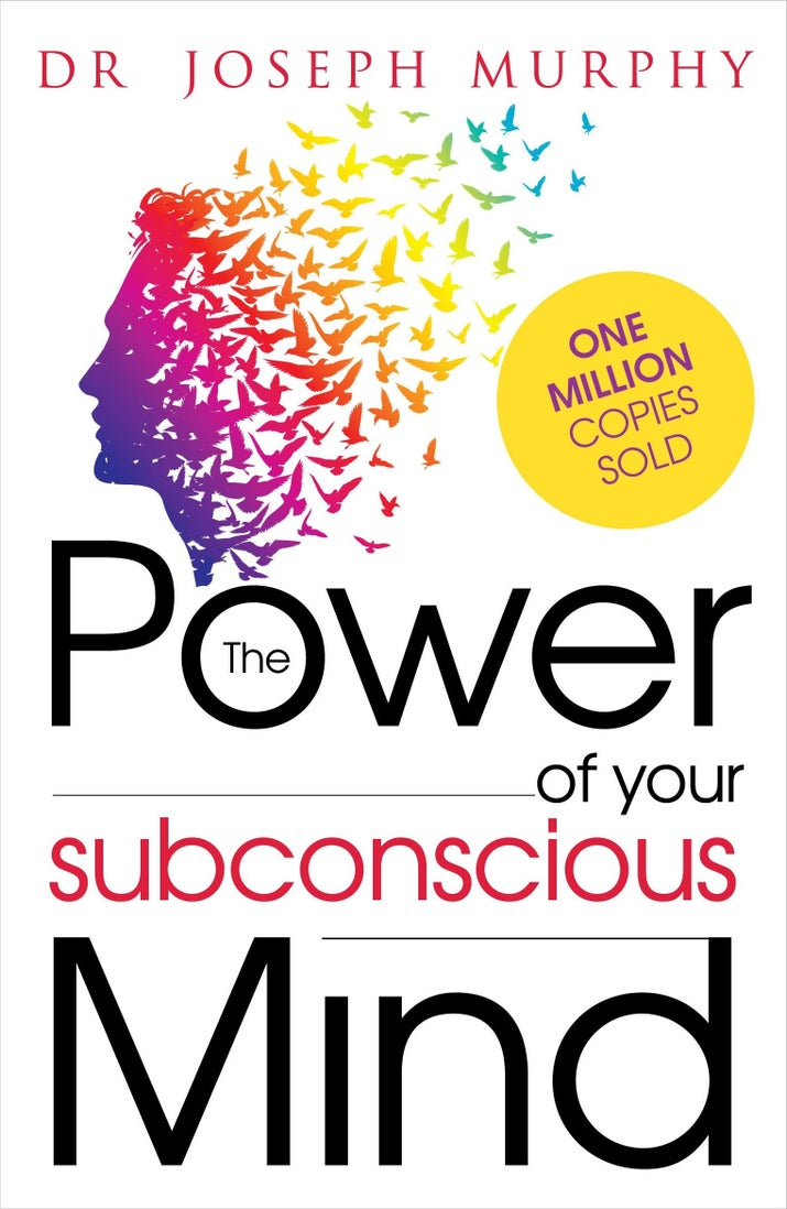 """What it's about: This book explains how to use your subconscious mind to make your dreams come true in ways you never thought possible. Promising review: """"This is my favorite book of all time! The author has laid out all information in clear concise points at the end of each chapter. I consider this BOOK AN ABSOLUTE MUST for all adults! I have read it many times and will continue with it for a long time to come! – Rosiejoe"""
