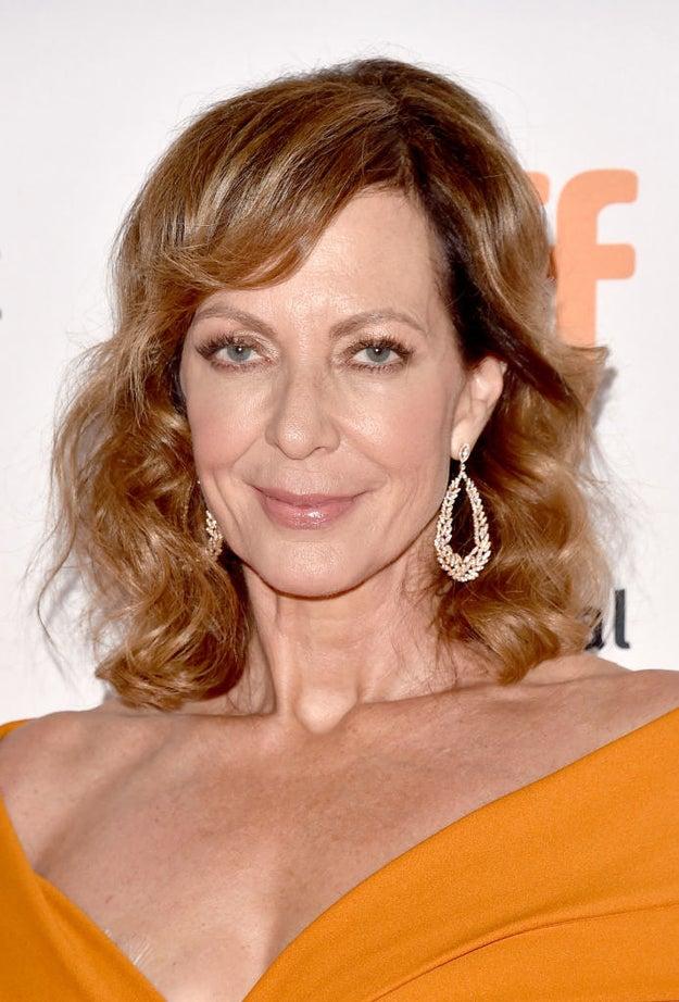 ...Allison Janney stars as LaVona Golden, Harding's abusive mother...