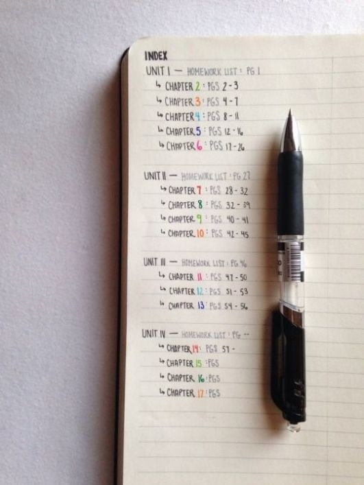17 Note-Taking Tips That'll Make Everyone In Class Want To Copy You