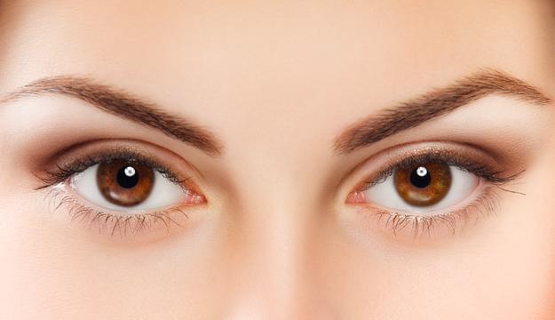Think you have a good sense of the average eyelash?