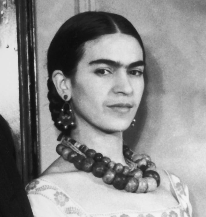 """When I hear the word """"unibrow"""" and """"woman"""" in the same sentence, I instantly think of legendary Mexican artist Frida Kahlo."""