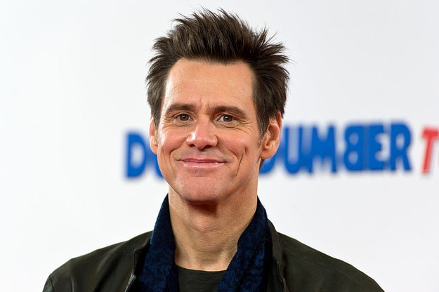So you know the hilarious actor, Jim Carrey.