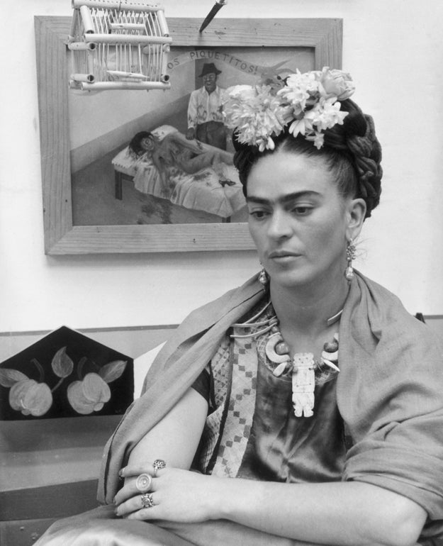 """She was the epitome of """"marching to the beat of her own drum,"""" challenging social and political norms through her physical appearance, actions, and paintings."""