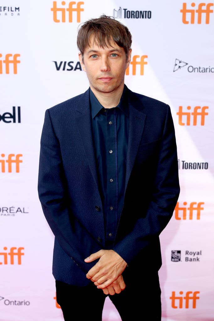 Sean Baker at The Florida Project premiere during TIFF 2017.