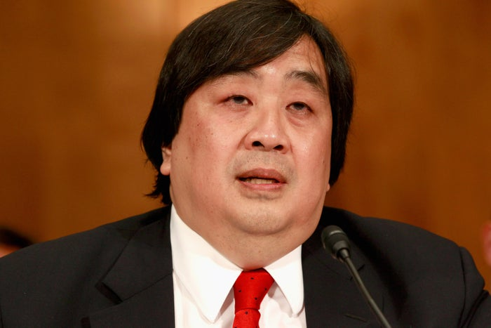 Harold Koh, then the State Department Legal Adviser, testifies before the Senate in 2011 in defense of President Obama's military actions in Libya