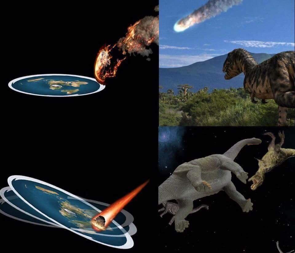 Dinosaur Hoax: Dinosaurs Never Existed!