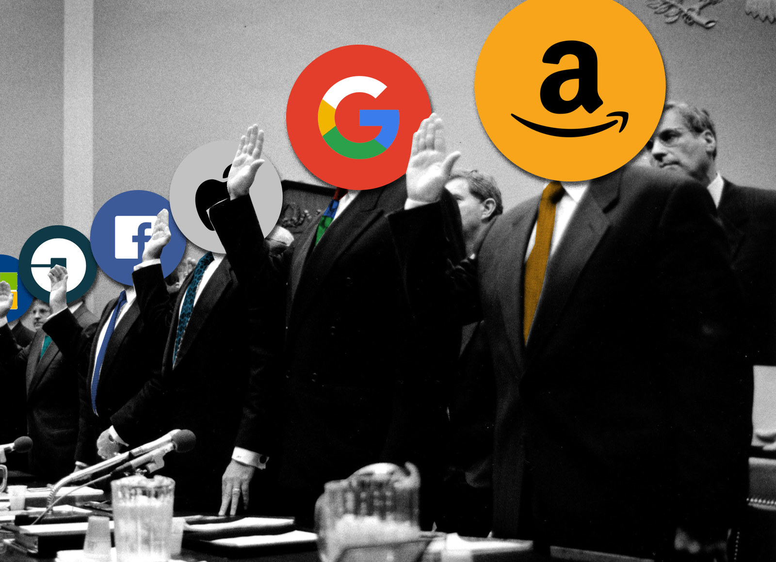 There's Blood In The Water In Silicon Valley