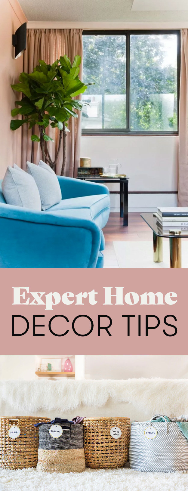 15 genius home decor tricks that experts want you to know for Home decor quiz buzzfeed