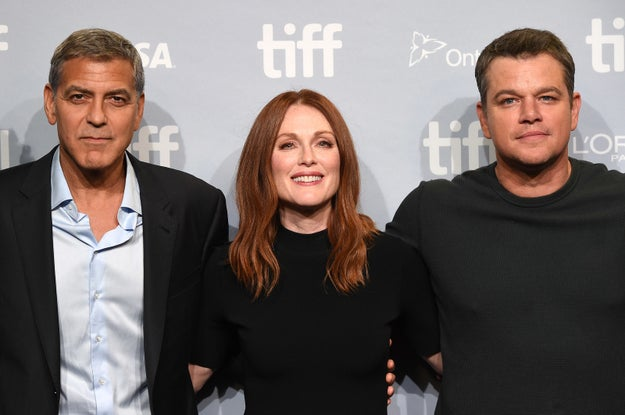 It's Toronto International Film Festival time, meaning the city is once again filthy with A-list celebs.
