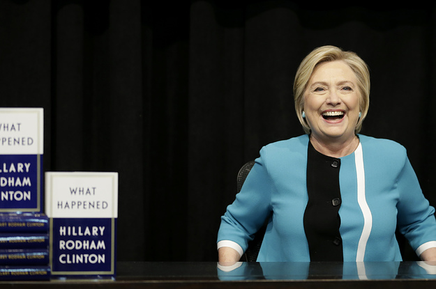 Hillary Clinton's Book Was Finally Released And People Have Opinions