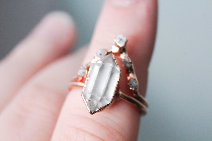 31 Engagement Rings For People Who Aren t Boring