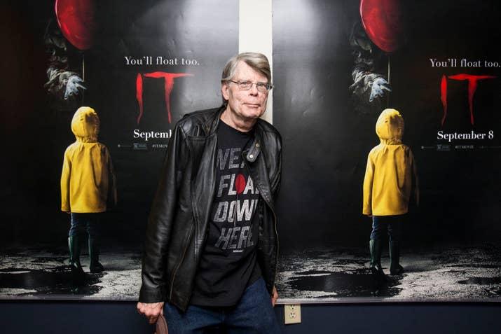 Desde que vio el screening, meses antes que saliera al cine, hasta el día de hoy, el novelista no ha tenido sino cosas buenas que decir sobre la adaptación cinematográfica de su libro.