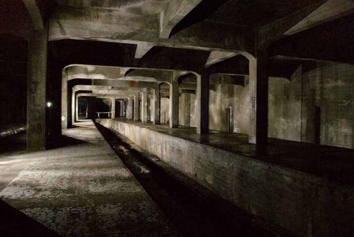 Considered the largest abandoned subway system in the US, the subway system's construction financing suffered from a number of obstacles, including two World Wars, the Great Depression, the popularity of the automobile industry, and Cincinnati politics.