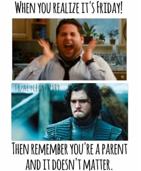 23 Memes That Will Make Parents Laugh But Scare The Shit Out Of Non