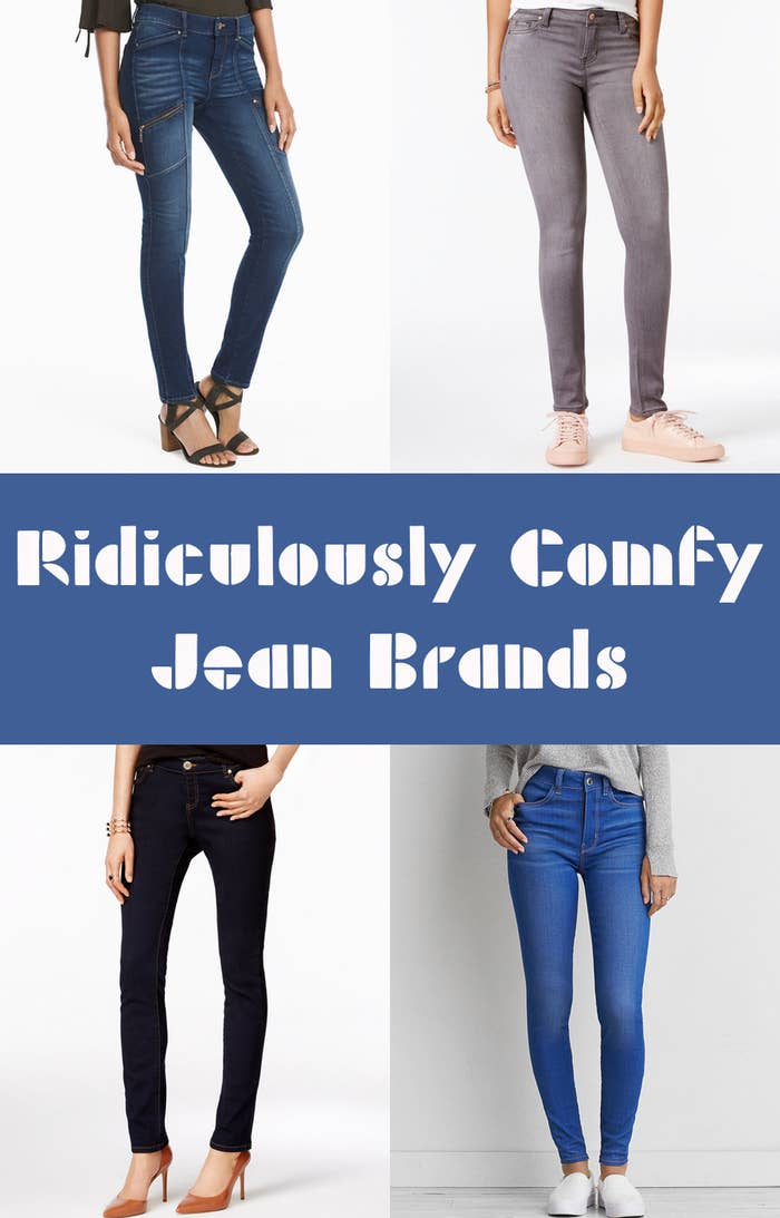 4133fc1e6f5 20 Ridiculously Comfy Jeans Brands That People Actually Swear By