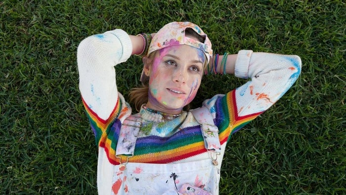 The movie follows Kit (Larson), a whimsical and idealistic young woman struggling to find her way after flunking out of art school. After taking a job as a temp at an ad agency, Kit begins receiving anonymous invitations that lead her on a magical journey, which may end in Kit receiving her heart's lifelong desire: a real live unicorn.