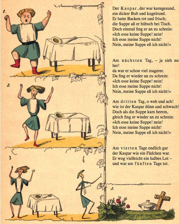 This German Children's Book Is The Creepiest Thing You'll See Today