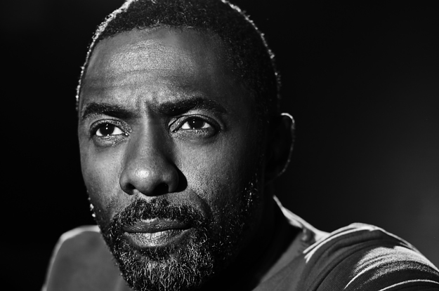 Idris Elba On His Funny Side, Kate Winslet, Bad Reviews, And Bond (James Bond)