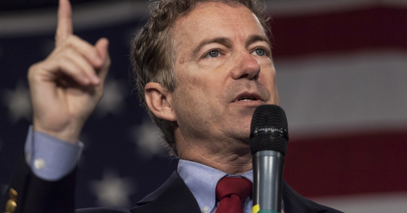 Rand Paul Just Failed To Get The Senate To Vote On A War Authorization