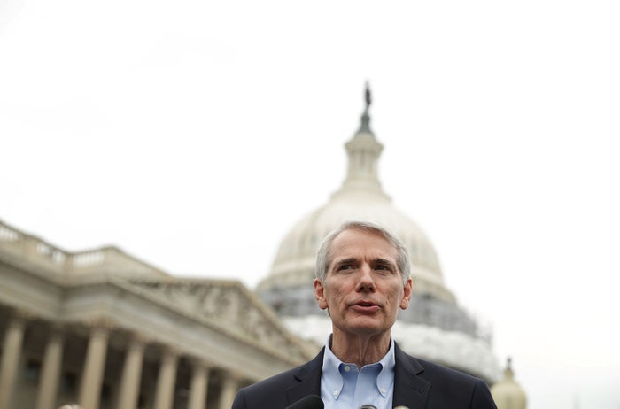 Sen. Rob Portman of Ohio.
