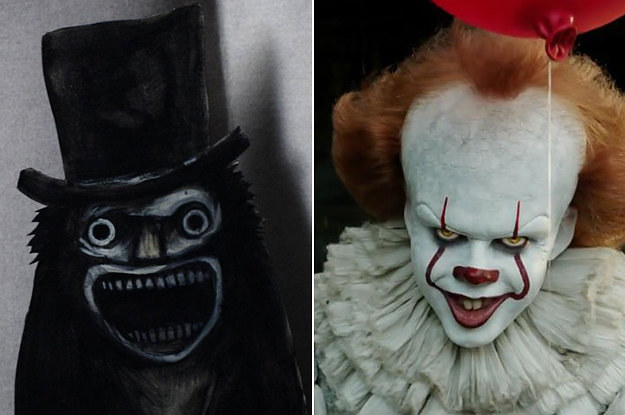 "People Have Decided Pennywise From ""It"" Is Gay And He's Dating The Babadook"