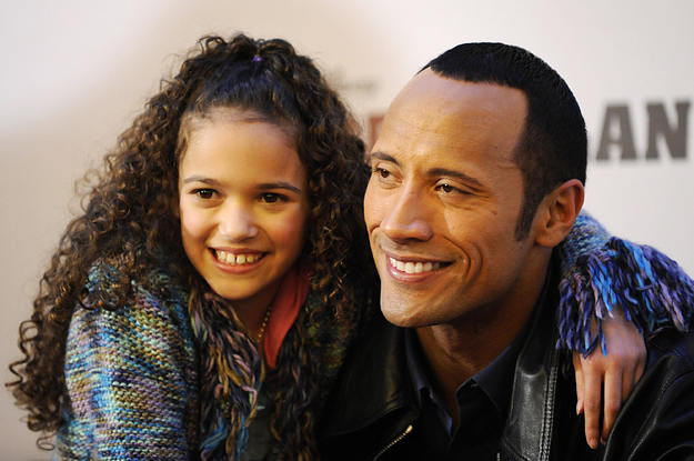 Dwayne Johnson S Daughter From The Game Plan Is All Grown Up And Headed To College