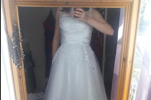Heres What Amazon Wedding Dresses Look Like In Real Life