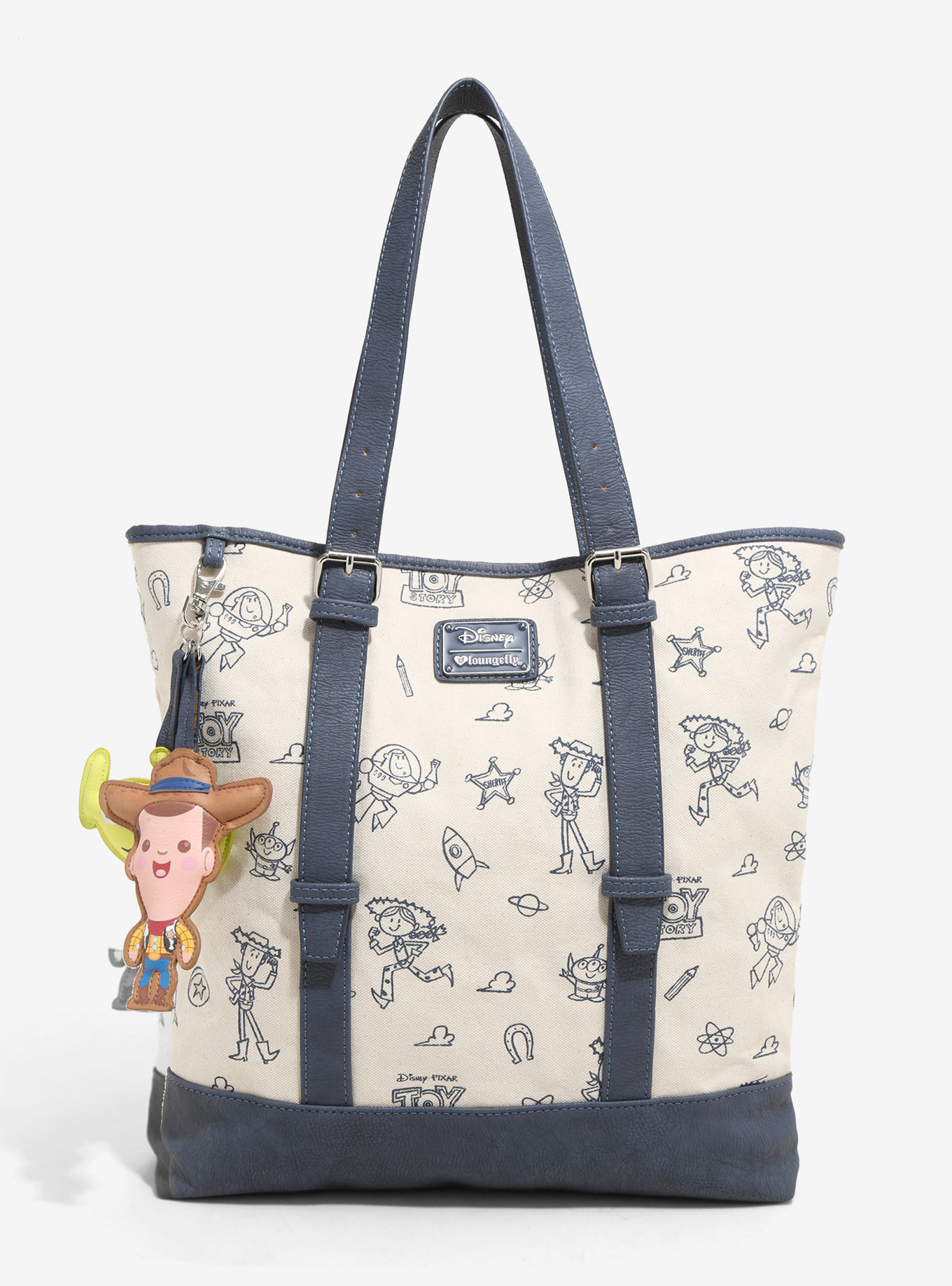 36 disney products that ll totally make your day 8 this toy story tote bag that you can fill with all your toys so they don t miss you when you leave the house