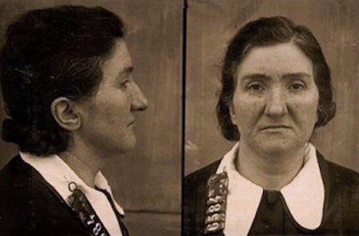 """""""Her flesh was fat and white,"""" Cuanciulli wrote in her memoir. """"When it had melted, I added a bottle of cologne, and after a long time on the boil I was able to make some most acceptable creamy soap. I gave bars to neighbors and acquaintances."""""""