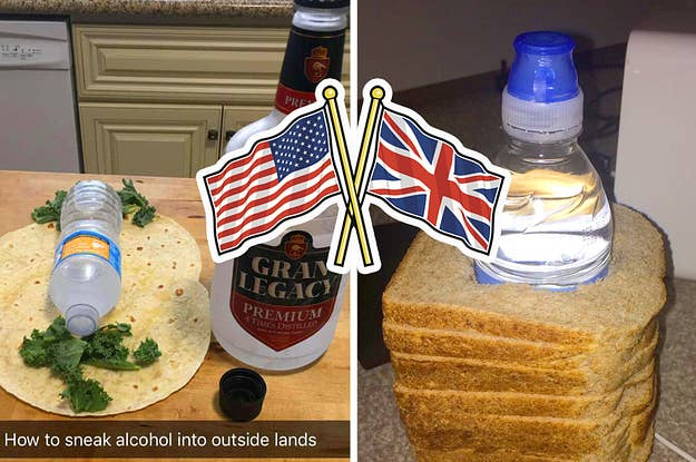 22 Pictures That Show How Different England And America