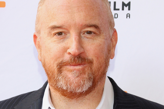 Louis C.K. Is As Close As He's Ever Gotten To Addressing The Allegations Against Him