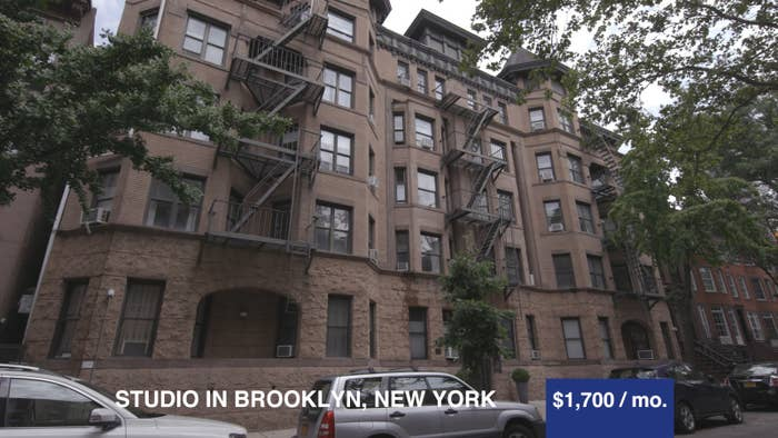 We Toured New York Apartments From 1700 To 40000 To See Which
