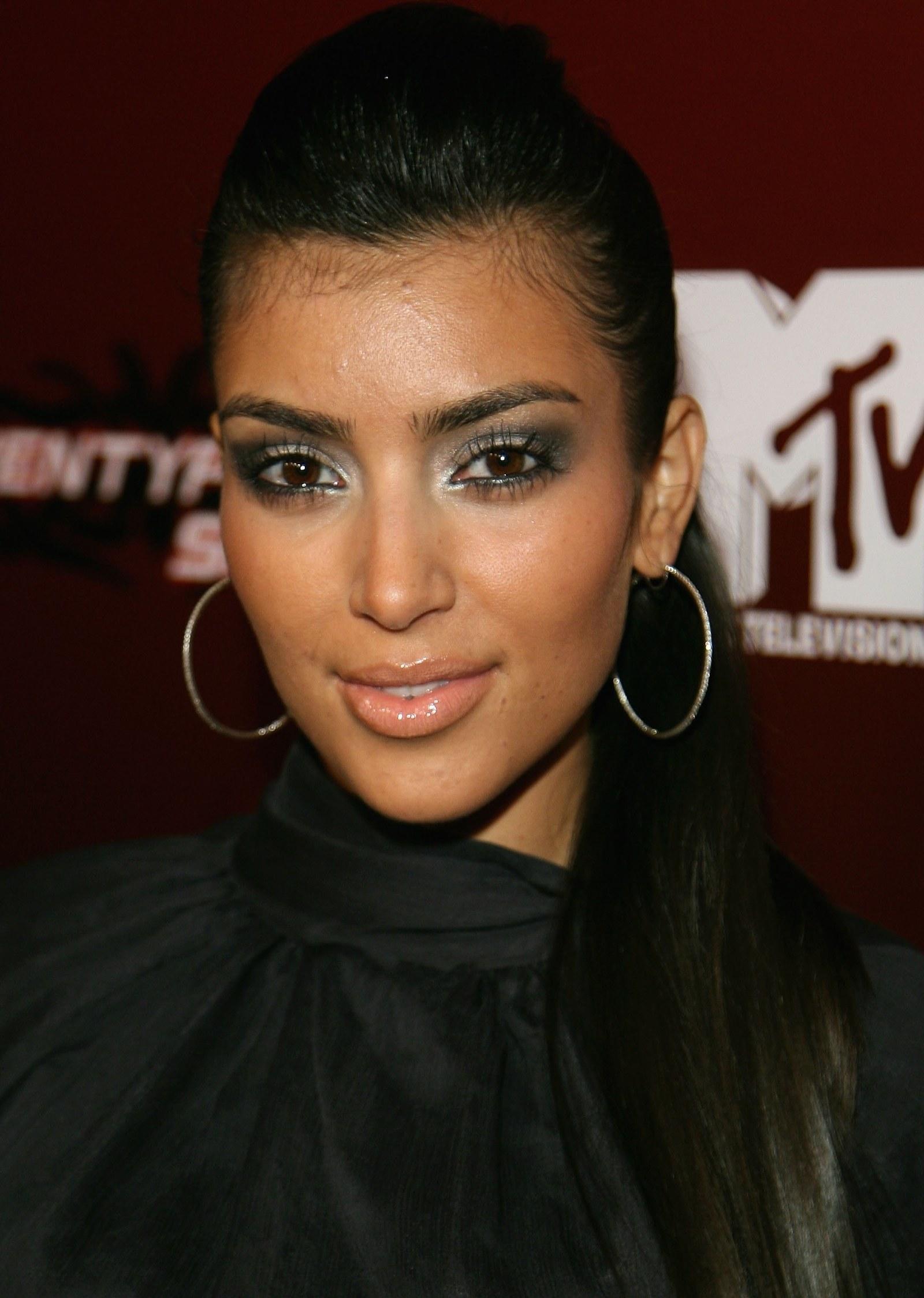 Kim Kardashian In 2006, Before Her TV Show.