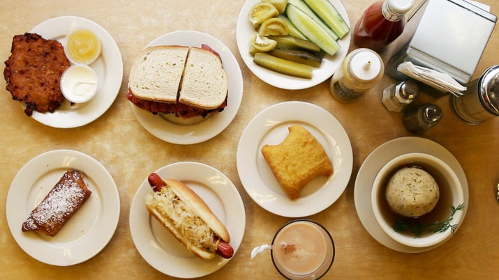 Food you should order at Katz's