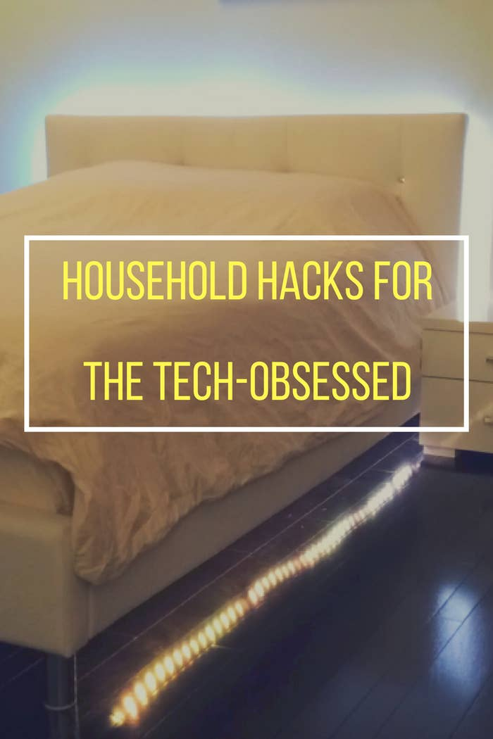 12 Incredibly Clever Tech Hacks That Will Make Your Home Smarter