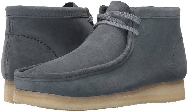 Hand-stitched Clarks Wallabee boots to keep your feet feeling great and your  outfits looking amazing. 1643ddeec