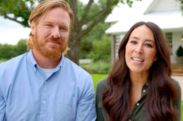 Chip And Joanna Gaines' Church Is Firmly Against Same-Sex