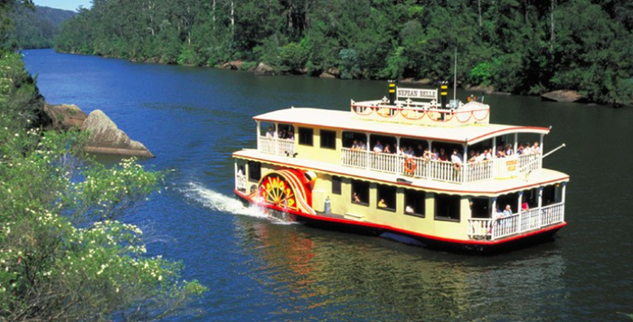 Experience this one-of-a-kind adventure, cruising the wilderness areas of the Blue Mountains National Park or Nepean Gorge. High tea, lunch, and dinner are all on offer whilst you explore unique views of native flora and fauna.