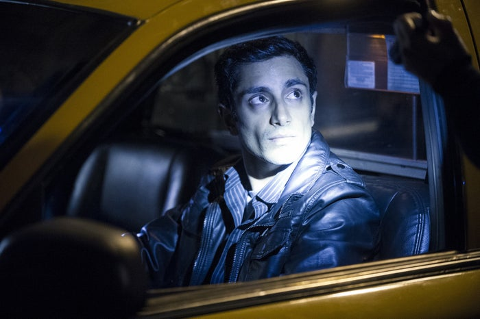 The show in part tackles xenophobia through depicting Naz and his family during the investigation and trial.