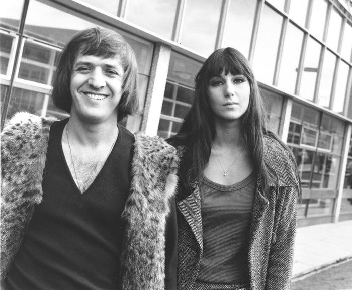 Sonny & Cher in 1965.