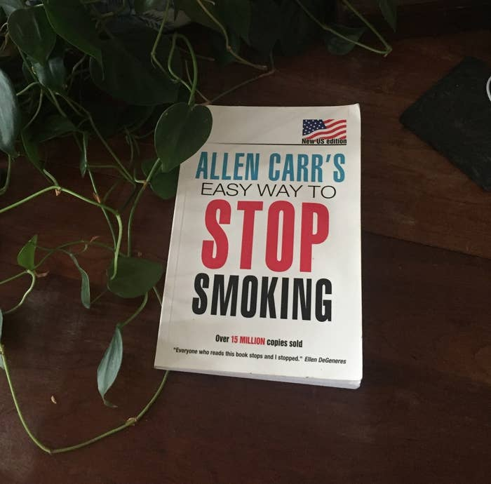 This Book Is The Reason I Quit Smoking, Once And For All